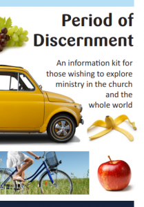 Period of Discernment PoD information kit